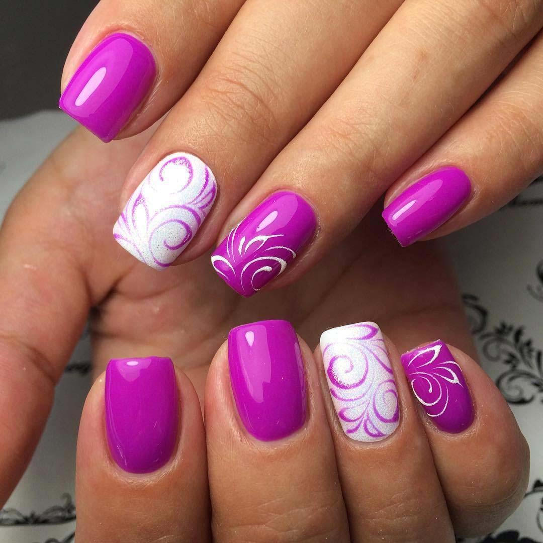 Дизайн ногтей лаком «кошачий глаз» — сейчас на пике популярности!