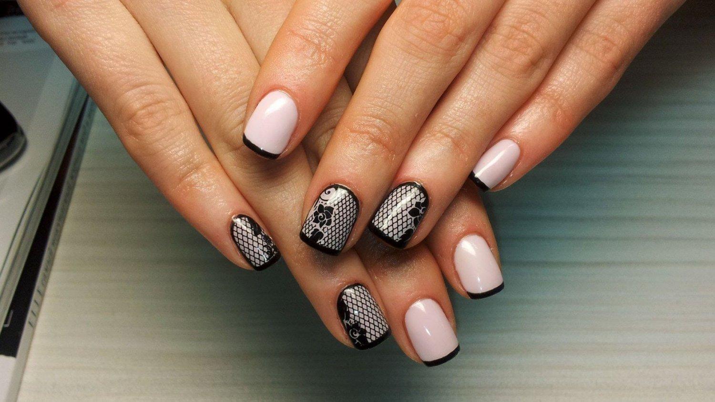 картинки дизайн коротких ногтей гель лаком фото новинки насос