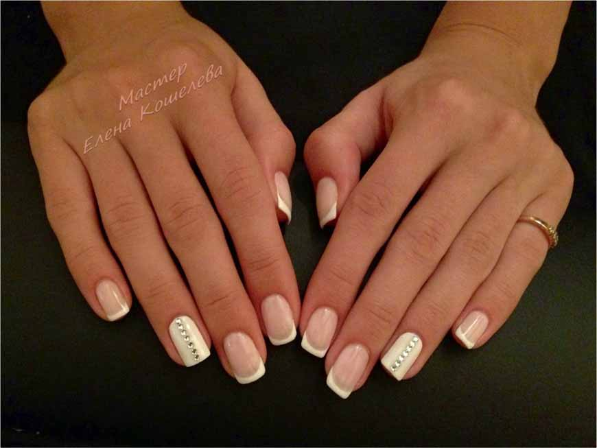 Ногти Без Лака Фото