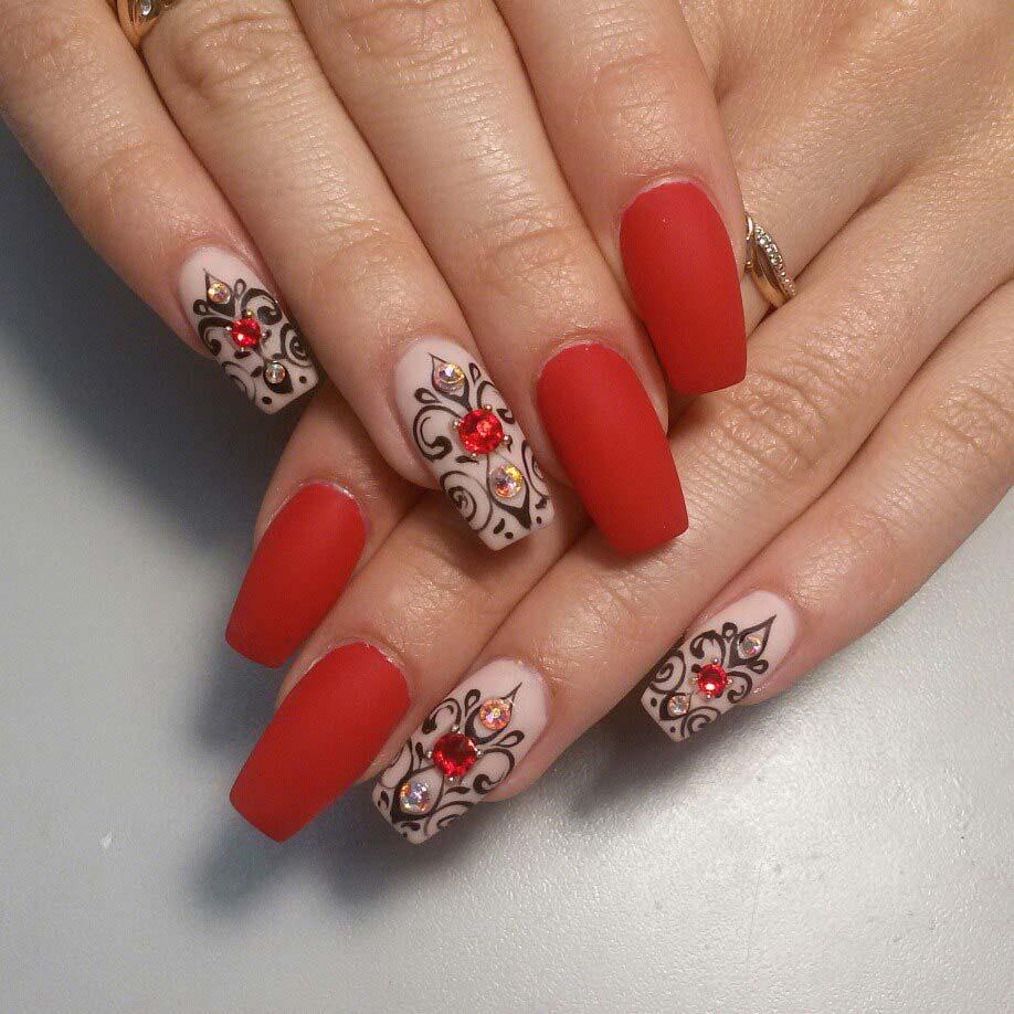 Гель-лак 154 фото дизайна на коротких ногтях Модный
