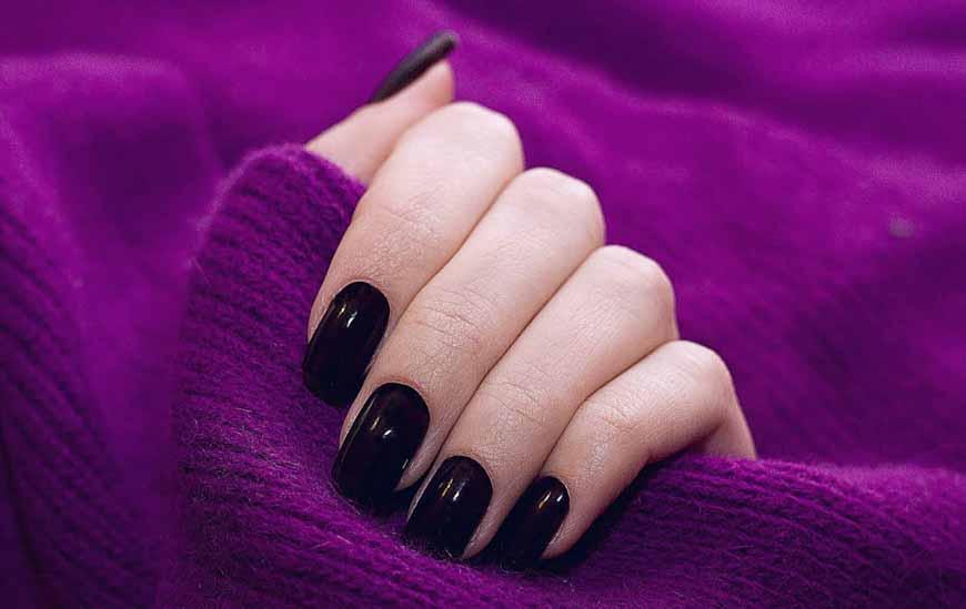 Ногти Ши Лаком Фото