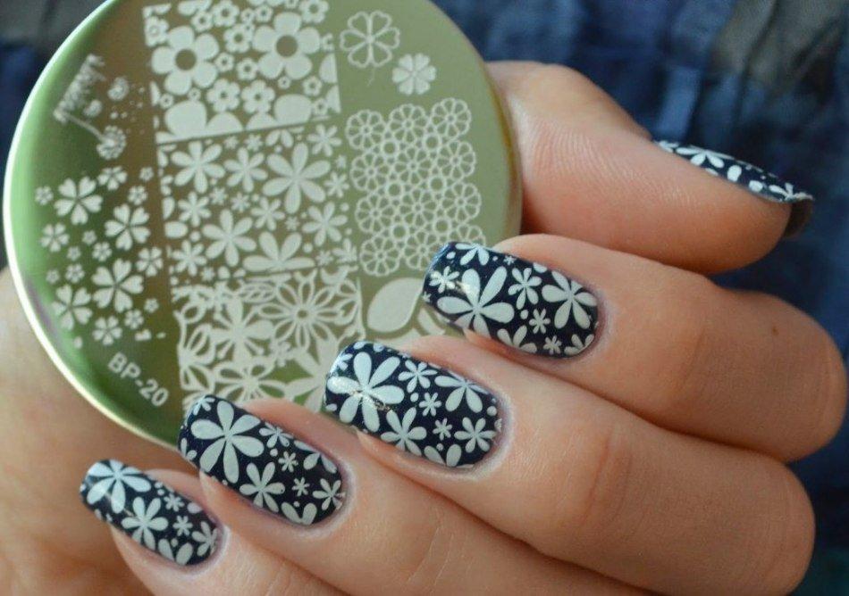 Рисунок на ногти фото орхидея план созданию