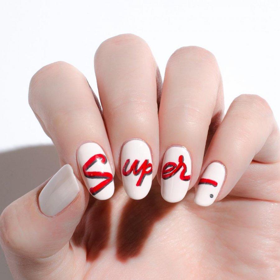 Открытках женщинах, картинки ногти с надписью